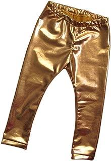 Weixinbuy Baby Girls' Shining Legging Pants Trousers