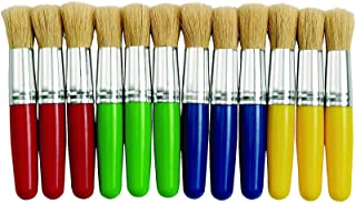 stubby chubby paint brushes