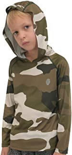 Hoodies for Boys Outdoor Recreation Shirts - Youth...