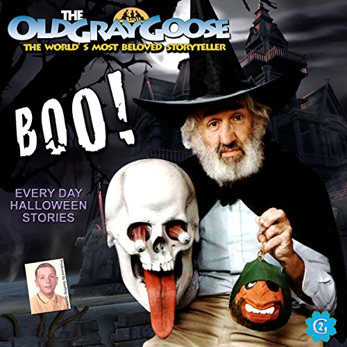 Boo! audiobook cover art