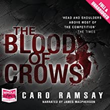 The Blood of Crows: Anderson and Costello, Book 4