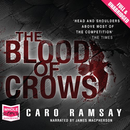 The Blood of Crows audiobook cover art