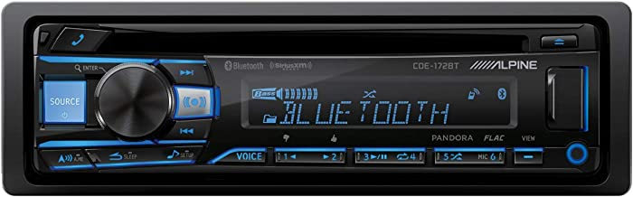 Alpine CDE-172BT Bluetooth Receiver (replacement of CDE-143BT)