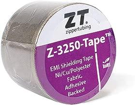 Z-3250 Tape EMI Shielding Ni/Cu/Polyester Taffeta Fabric Cloth Adhesive Tape 1