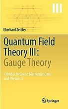 Quantum Field Theory III: مقياس Theory على: Bridge بين mathematicians و physicists