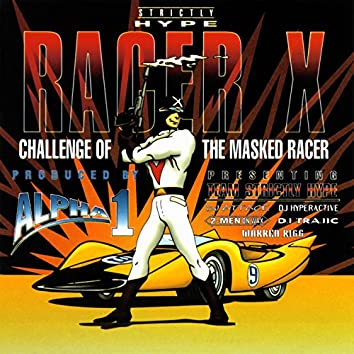 Racer X (Challenge of the Masked Racer)