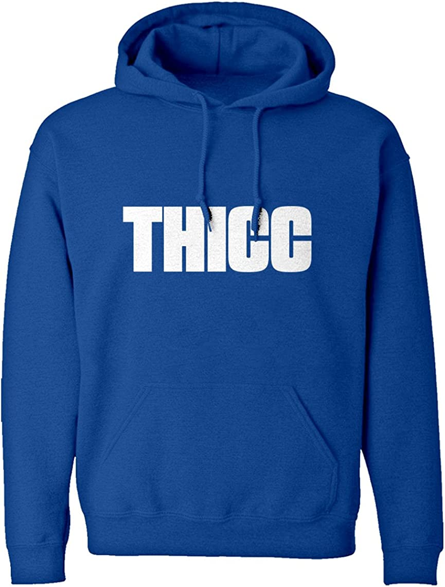Indica Plateau Thicc Unisex Adult Hoodie