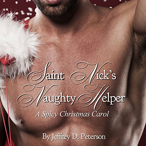 Saint Nick's Naughty Helper audiobook cover art