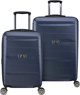 DELSEY Paris Comete 2.0 Hardside Expandable Luggage with Spinner Wheels