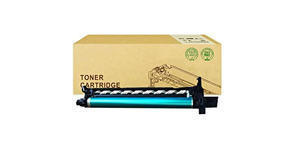 Compatible with KONICA MINOLTA C266 Toner Cartridge for KONICA MINOLTA BIZHUB 266 306 C256 C7222 C7226 Color Digital Copier Drum Set,Black