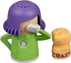 Crazy Mama Frigorífico y microondas limpiador con vinagre y agua lila-grün