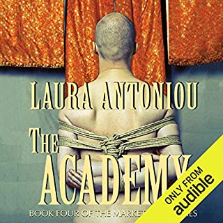 The Academy: Book Four of the Marketplace Series audiobook cover art