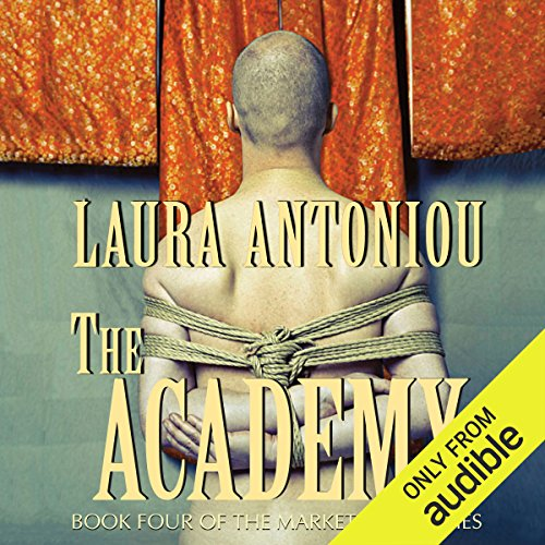 The Academy: Book Four of the Marketplace Series cover art