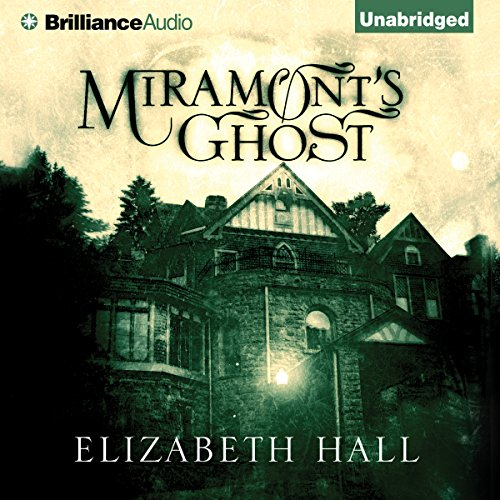 Miramont's Ghost audiobook cover art