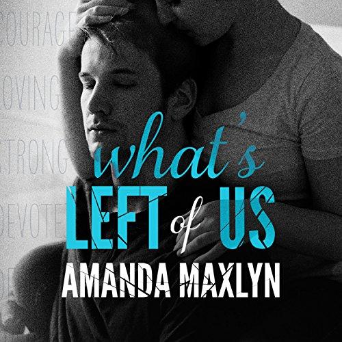 What's Left of Us audiobook cover art