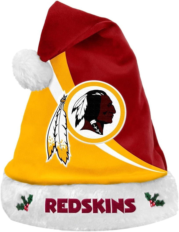 88ae10cc6398b3 NFL Football Swoop Team Logo Holiday Santa Hat 2013 nbufxs1579 ...