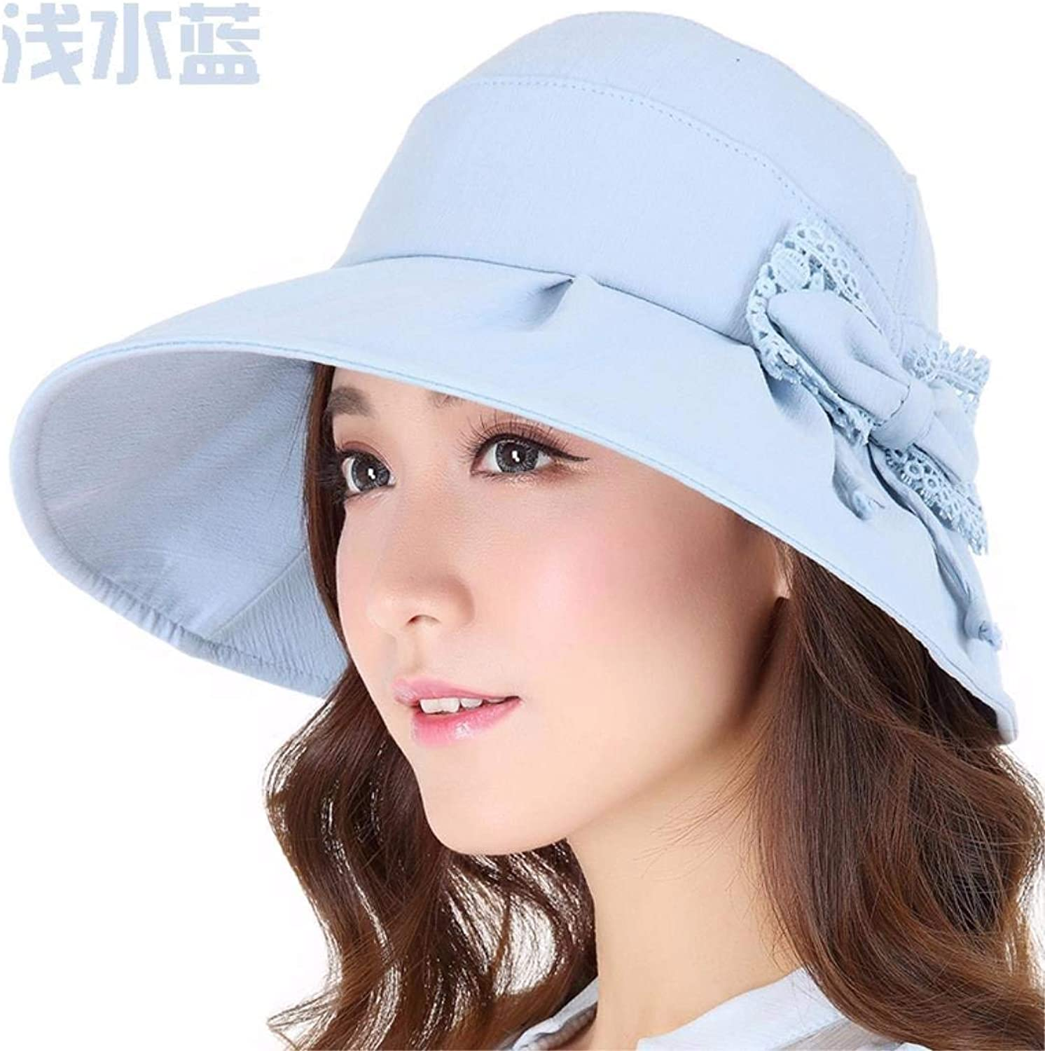 Chuiqingnet Elegant and relaxed, summer hat visor female cycling hats new spring and summer.