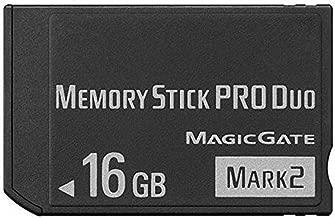 Original 16GB High Speed Memory Stick Pro Duo(Mark2) PSP Accessories/Camera Memory Card
