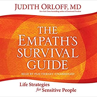 The Empath's Survival Guide audiobook cover art