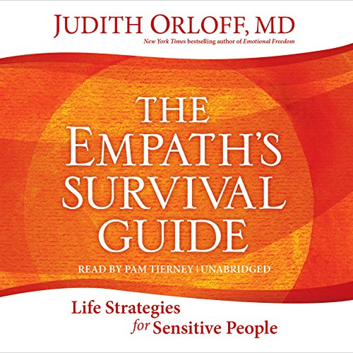 The Empath's Survival Guide cover art