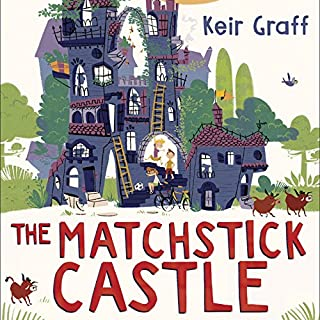 The Matchstick Castle cover art