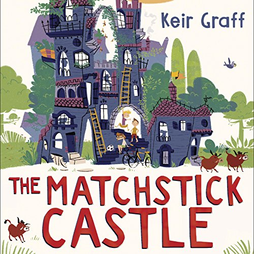 The Matchstick Castle audiobook cover art