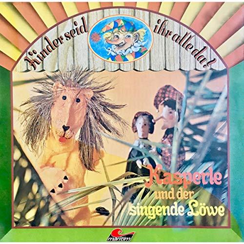 Kasperle und der singende Löwe audiobook cover art