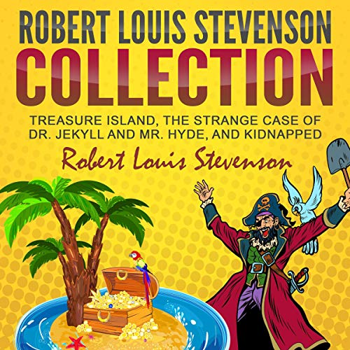 Couverture de Robert Louis Stevenson Collection