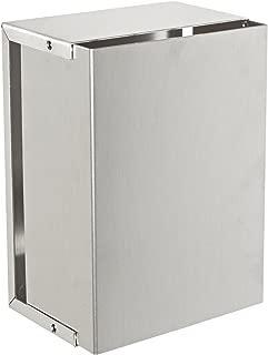 BUD Industries CU-3008-A Aluminum Electronics Minibox, 7