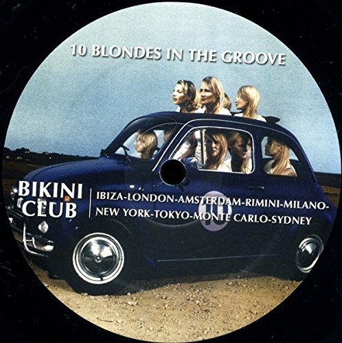 10 Blondes In The Groove - Salsoul Orchestra - Bikini Club