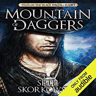 Mountain of Daggers cover art