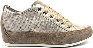 IGIeCO 3164022 Visone Sneakers Scarpe Donna Calzature Casual con Zeppa Interna