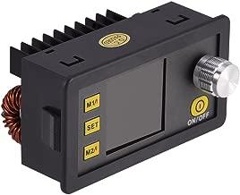 Tonysa LCD Digital Corriente Constante programable Corriente de Bajada Módulo de Fuente de alimentación 0V-50.00V Voltaje de Salida 0-5.000A Corriente de Salida DP 50V 5A