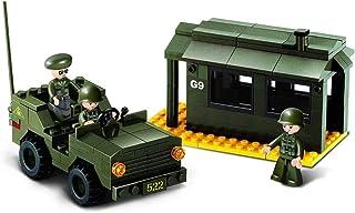 سلوبان قطع تركيب قوات برية خارجية ، 171 قطعة ، M38-B6100