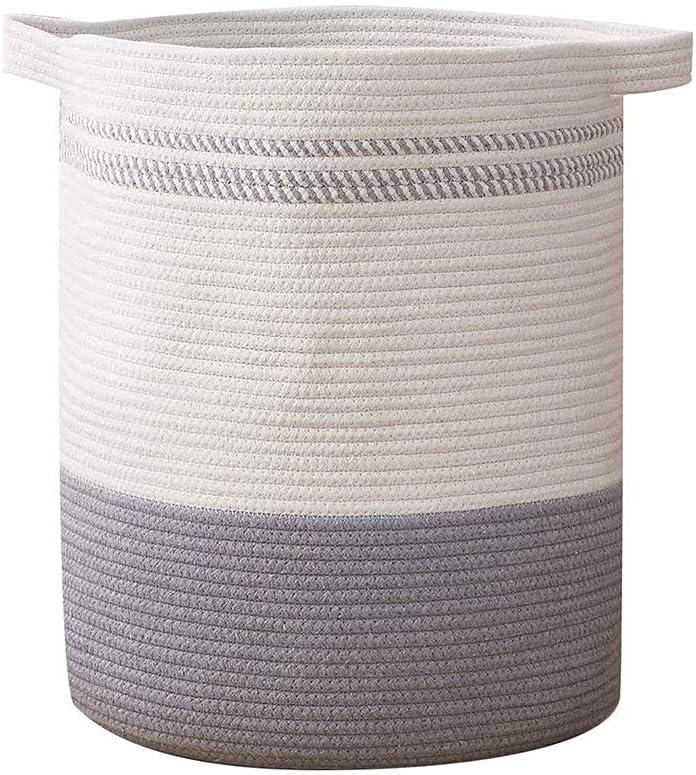 Extra Large Cotton Rope Basket(16