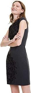 Desigual womens DRESS LANDI Dress