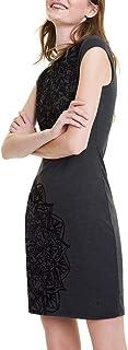 comprar comparacion Desigual Dress Landi Vestido para Mujer