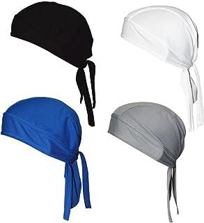 Sweat Wicking Beanie Cap Hat Chemo Cap Skull Cap Head Wrap for Men and Women