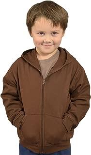 Infant Fleece Jacket with Hoodi