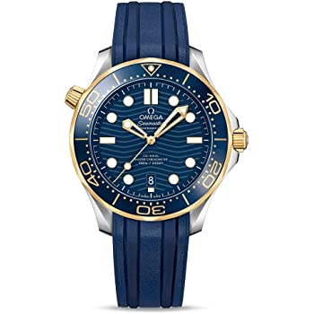 Omega Seamaster Diver 300m Co-Axial Master Chronometer 42mm Mens Watch