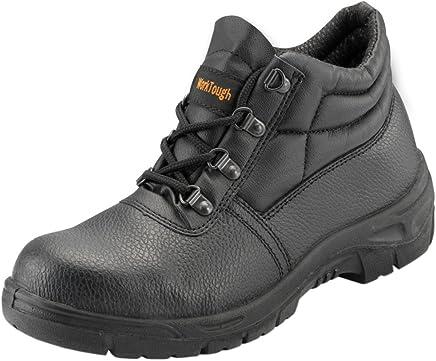 Worktough Men's S1 Steel Toe Work Boots