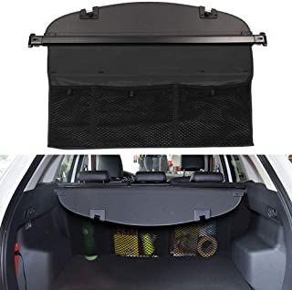 $85 » Sponsored Ad - BOPARAUTO Cargo Cover for Mazda CX-5 Accessories Water Proof With Mesh Organizer 2013-2016 Rear Trunk Cover...