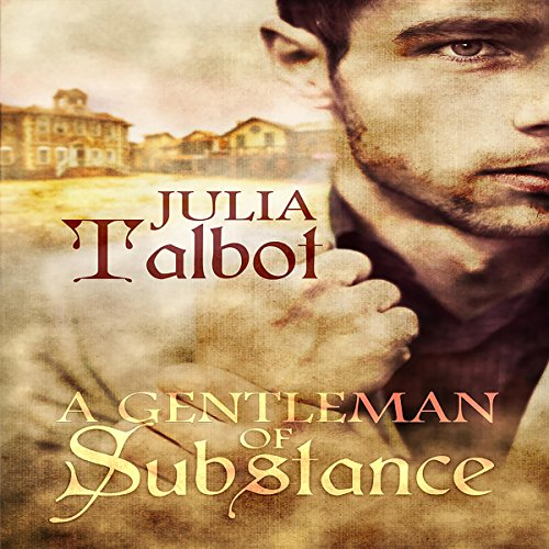 A Gentleman of Substance audiobook cover art