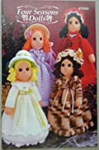 Four Seasons Dolls - Crochet Patterns- #87D50 - Annie's Pattern Club