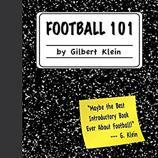 Football 101 audiobook cover art