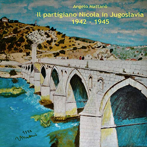 Il partigiano Nicola in Jugoslavia 1942-1945 copertina