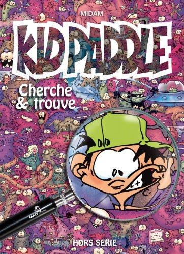 KID PADDLE CHERCHE ET TROUVE by MIDAM