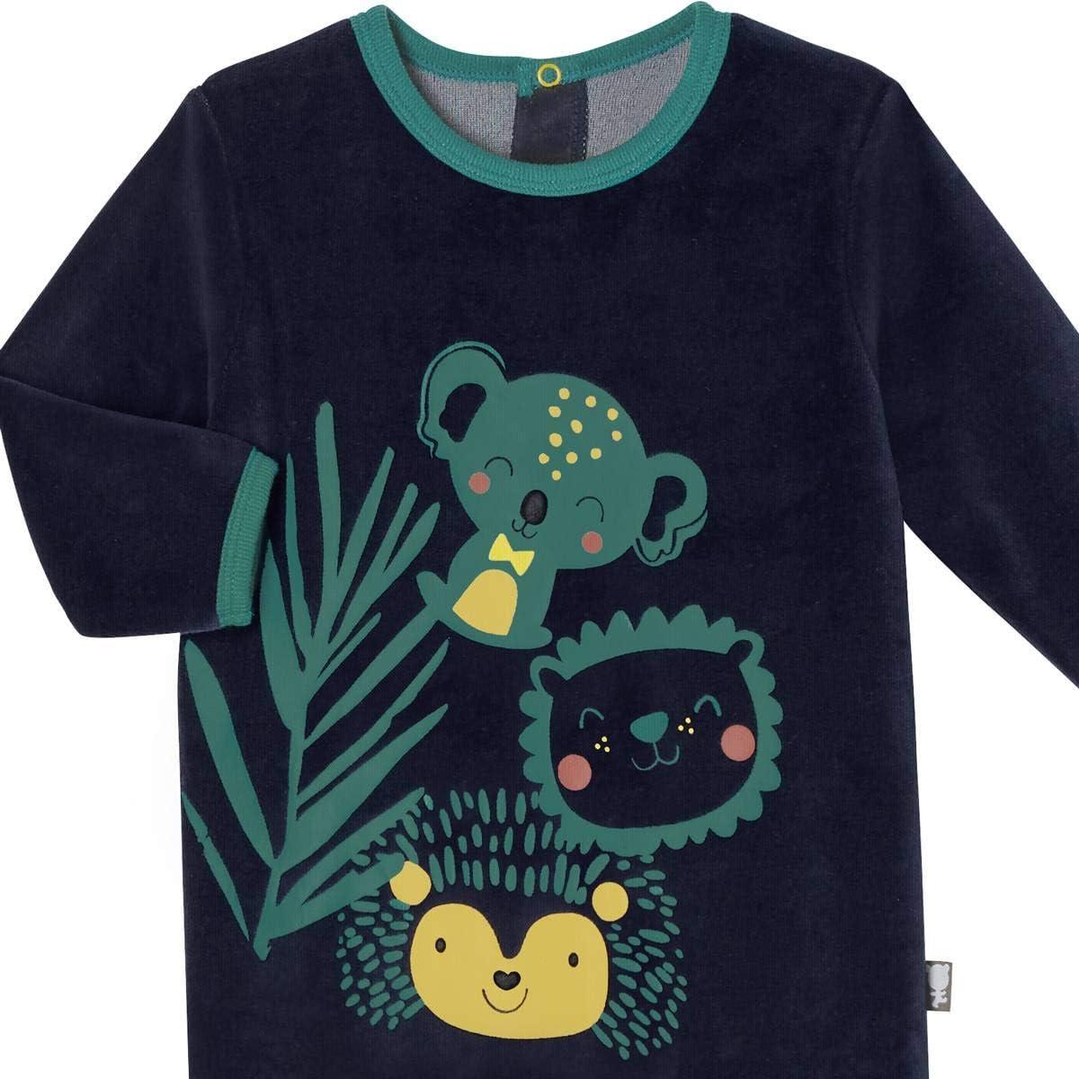 Petit B/éguin Pyjama b/éb/é Bluefish 3 mois Taille