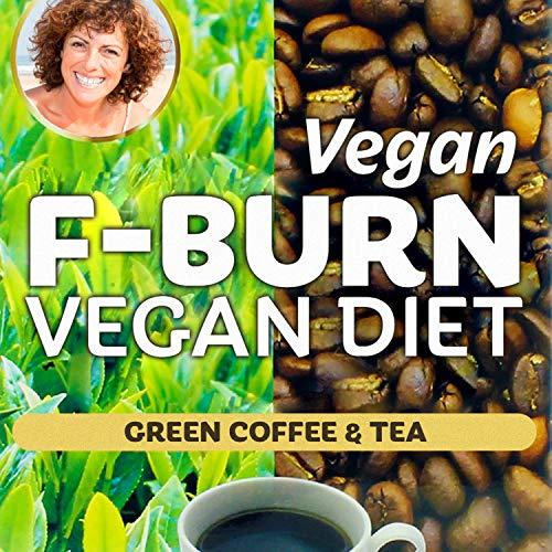 Grüner Tee Grüner Kaffee kombiniert - Hilfe zum Einfach Gesund Abnehmen - Natürliches Diät-Wundermittel aus Japan - 100% GVO-frei!