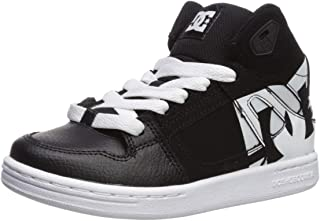 DC Kids' Pure High-top Sp Skate Shoe